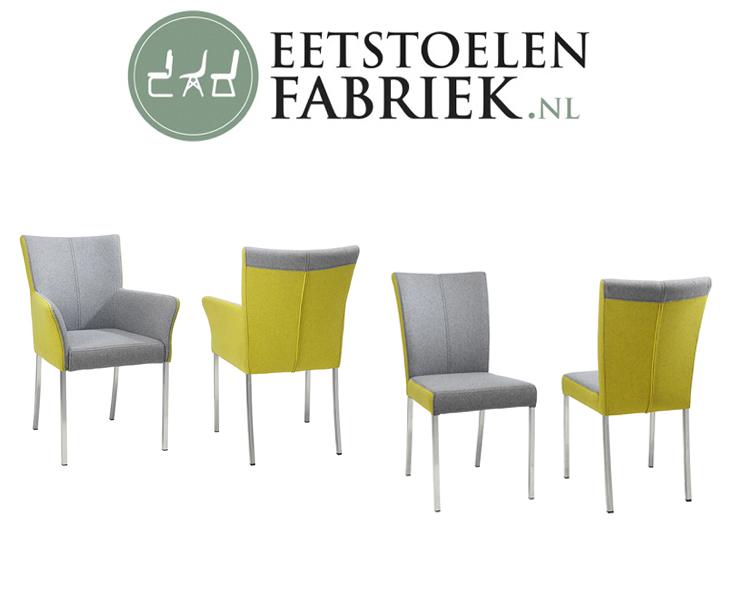 Design eetstoelen Alkmaar