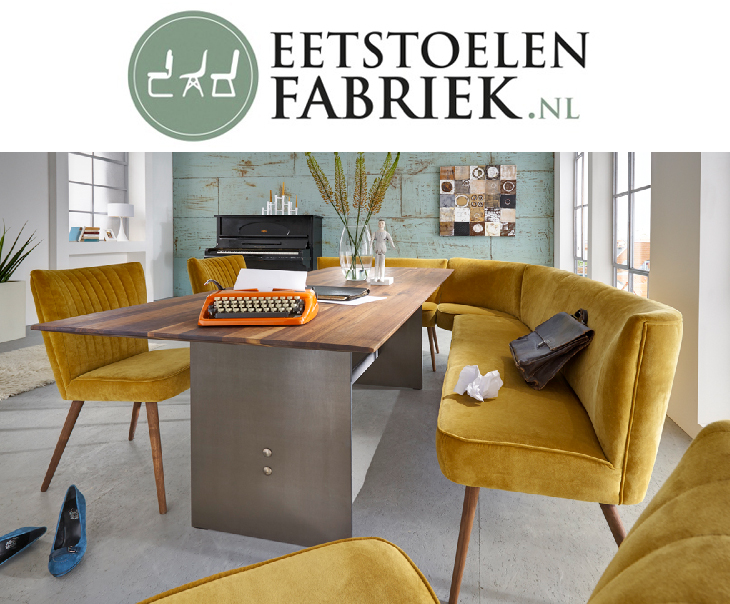 Retro eetstoelen Alkmaar - Eetstoelenfabriek