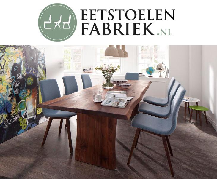 Moderne eetstoelen Alkmaar