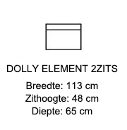 Dolly element 113
