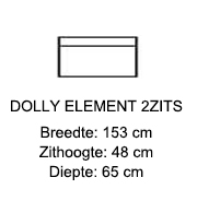 Dolly element 153