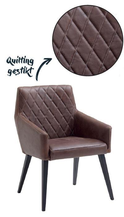 Quilting gestikt
