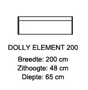 Dolly element 200