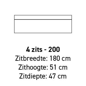 Nina bank – 200 – 4 zits